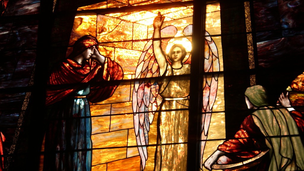 The Resurrection Window at Pawtucket